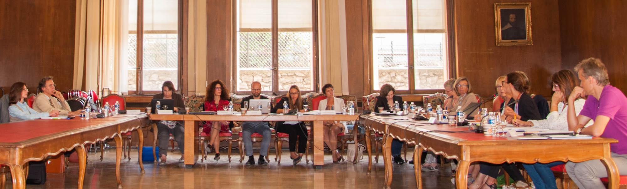 Première réunion d'experts, à Aix-en-Provence le 27 septembre 2016.
